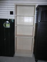 Four Shelf Book Case   No Shipping Pick Up Only