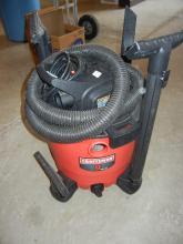Craftsman 9 Gallon Shop Vac   No Shipping Pick Up Only
