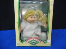 1985 Cabbage Patch Kids Doll By Colceo