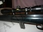 Stevens by Savage Arms, Model 62 Semi –Auto .22 Cal. L R; w/scope BSA Classic 4x32
