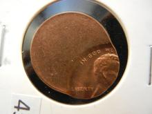 Lincoln Cent Off Center