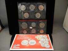 2004 D Uncirculated Mint Set