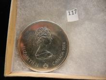 1974 1976 Montreal Olympics 92.5% Silver