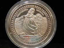 Free The Eagle For A Stronger America 1 OZ Silver Round