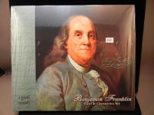 2006 Benjamin Franklin Coin & Chronicles Set