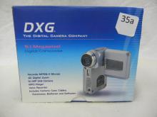 DXG 5.1 Mega Pixel Digital Cam Corder