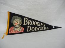 1950's Brooklyn Dodgers Pendant