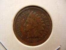 1909 Indian Head cent.  Fine.
