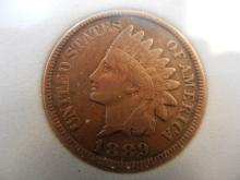 1889 Indian Head Cent