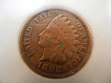1898 Indian Head Cent