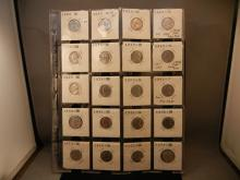 20- Jefferson Nickels 1961-1985 UNC Mixed dates