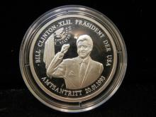 1993 Bill Clinton Comm. Coin