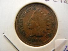 1899 Indian cent.  Extremely Fine detail.  Full Liberty.
