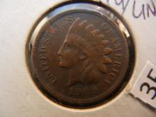 1909-S Indian Head Cent Key Date