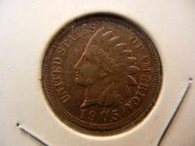 1905 Indian Cent.  Almost Unc detail.