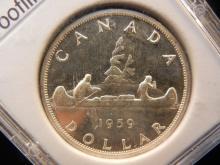 1959 Canadian Dollar