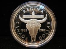 1982 Regina Canadian Dollar