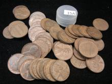 50 - 1960 Lincoln Memorial Cents
