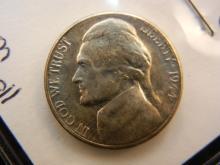 1944-S Silver War Time Jefferson Nickel Nice!