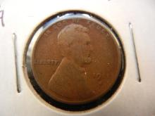 1911-S Lincoln Wheat Cent Key Date