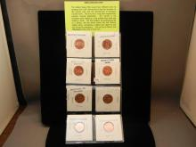 8-2009 Lincoln Cents