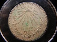 1932 UN Peso 72% Silver