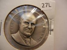 Sterling William McKinley Comm. Coin