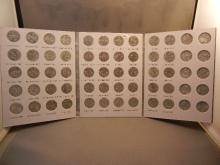 H.E. Harris Collector Book of Washington State Quarters: 1999 to 2003