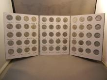 H.E. Harris Collector Book of Washington State Quarters 1999 to 2003 Complete Book