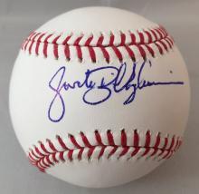 Jack Billingham Autographed OML Manfred Baseball