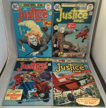 Justice Inc. Complete Set of #1-4 - Joe Kubert & Jack Kirby