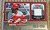 Fleer Greats  of the Game Ken Griffey Sr. Game Used Jersey Card