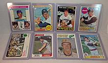 Lot of 8 2014 Topps Vintage Buyback Stamped Cards