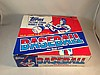 1981 Topps Baseball Cello Empty Box
