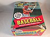 1980 Topps Baseball Empty Box