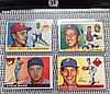 1955 Topps Baseball Lot of 4 Cards - Mayo Smith