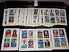 1969 Topps Football 4-in-1s Lot of 31 - Unitas, Namath, Csonka, Butkus