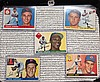 1955 Topps Baseball Lot of 5 Cards - Chuck Diering