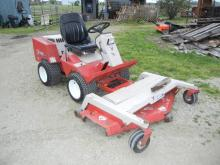 RIDING MOWER -TOOLS - FURNITURE - COLLECTIBLES