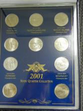 2001  State Quarter Collection ($250.00 Face Value)
