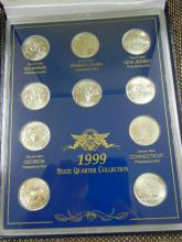 1999  State Quarter Collection ($250.00 Face Value)