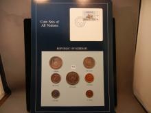 Repbulic of Kiribati Coin Set