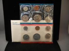 1979 P & D US Mint UNC Coin Set