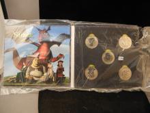 5- Shrek Collector Coins