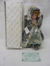 Duck House Heirloom Doll W/ COA 3622/15000 Meredith
