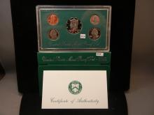 1996-S  United States Mint Proof Set