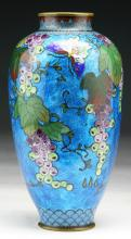 A Japanese Antique Cloisonne Vase