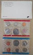 1971 US Proof Mint Set in Original Envelope
