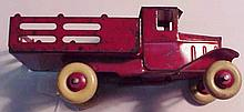 Early Wyandotte Stake Truck