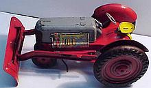 Marx Tin Lithograph Tractor 13